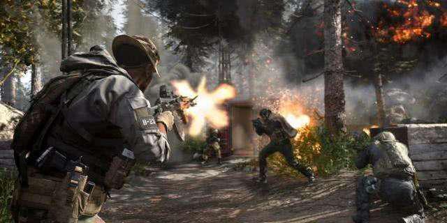 《使命召唤:战域》大逃杀模式玩法详解,迅游带你流畅开战