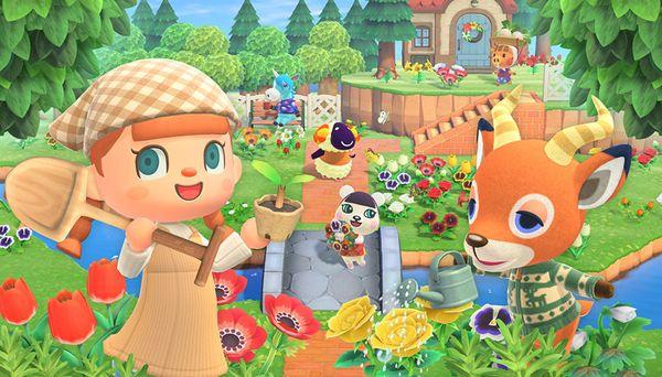 Fami通周销量 《动森》强势登顶《仁王2》后劲不足