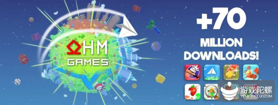 靠创意换皮与美术复用 5人团队两年推出50款游戏累计下载超7000万