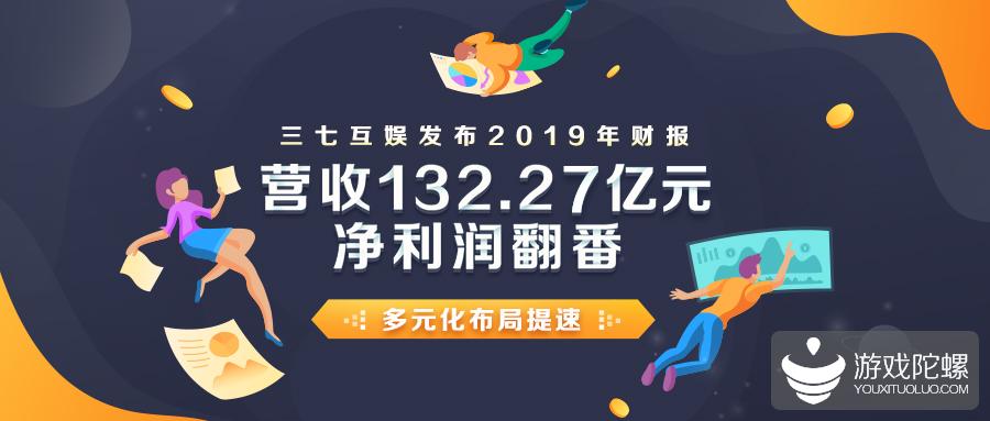 三七互娱2020Q1净利润预计同比增长54%-65%,增发16.5亿元自建云游戏平台