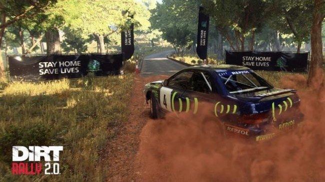 英国联合游戏工作室 在《尘埃》等游戏中加入抗疫标语