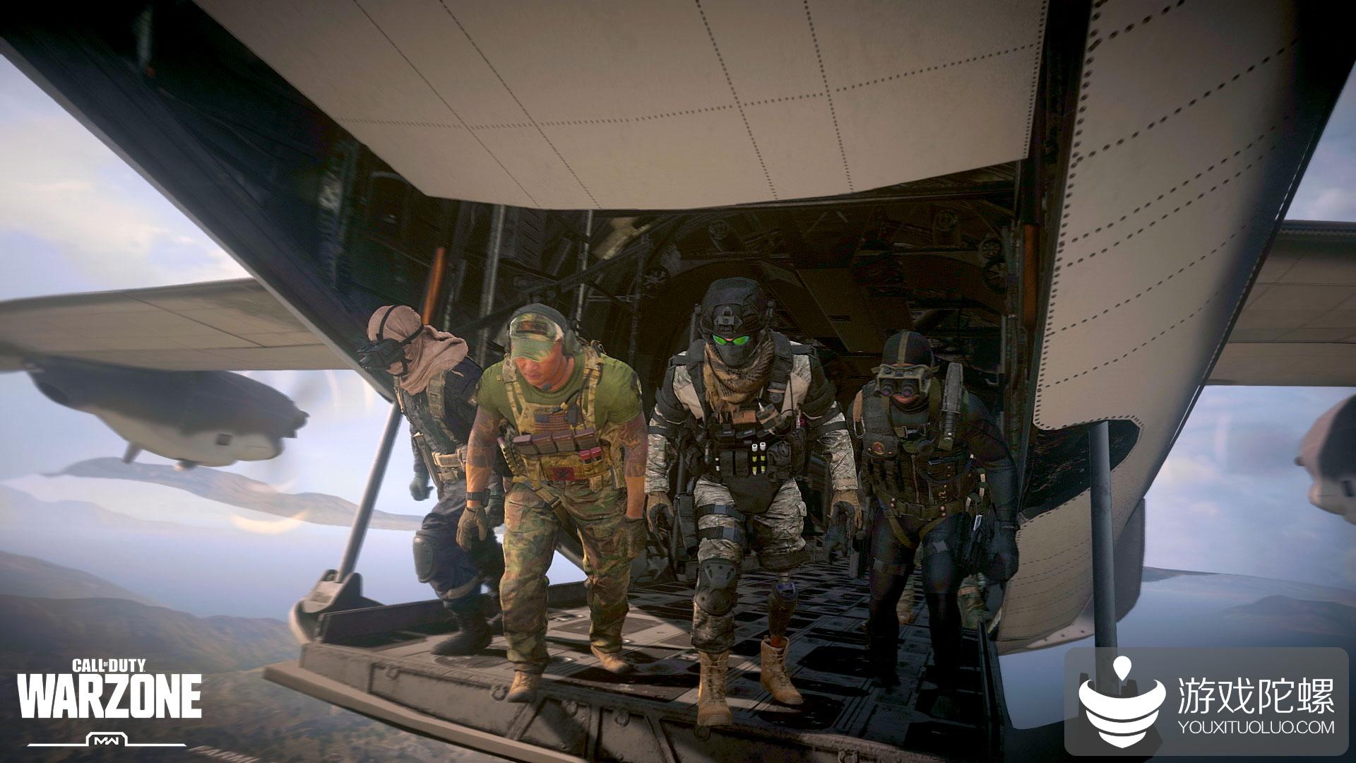 《使命召唤:战区》第三季更新,用迅游极速畅玩新赛季