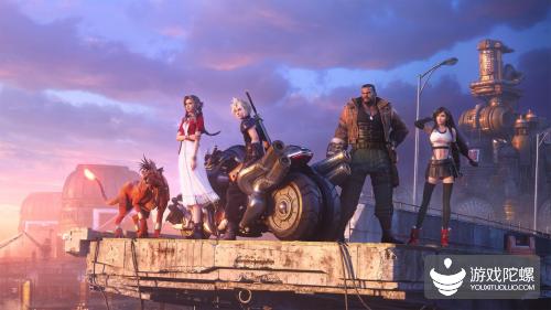 《最终幻想7重制版》登场,虎牙全网首播风行云:IGN8分?不存在!