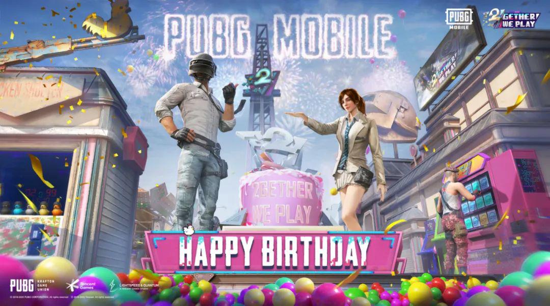 《PUBG MOBILE》二周年:从战术竞技手游到充满故事的玩家连接平台