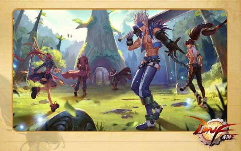 《地下城与勇士》手游宣布于2020年暑期正式上线。