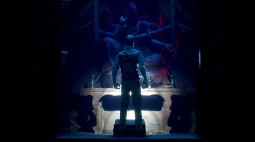 国产恐怖新作《纸人2》7月3日登陆Steam