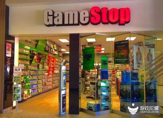 全球游戏零售商GameStop第一季度净亏损超1.62亿美元