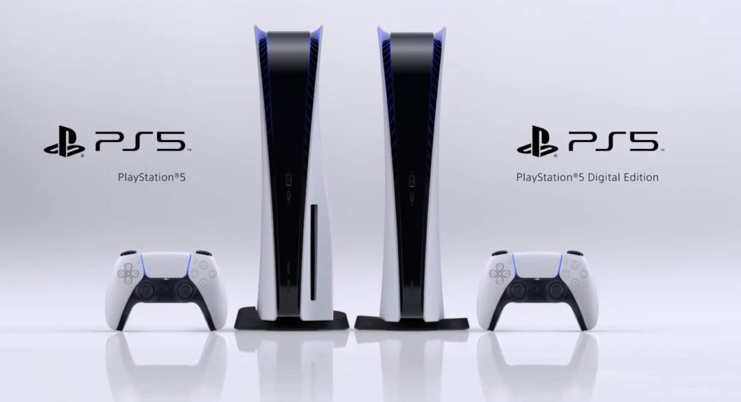 PS5硬件正式亮相,24款新游护航索尼次世代