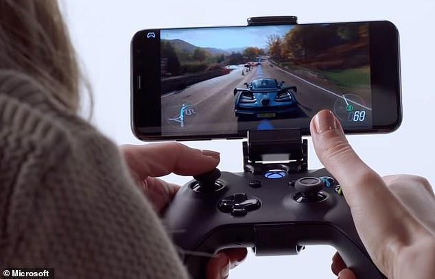 微软将于9月推出流媒体服务xcloud,可以使用手机体验xbox主机游戏