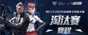 激战盛夏!NEST2020《穿越火线:枪战王者》赛事信息公布