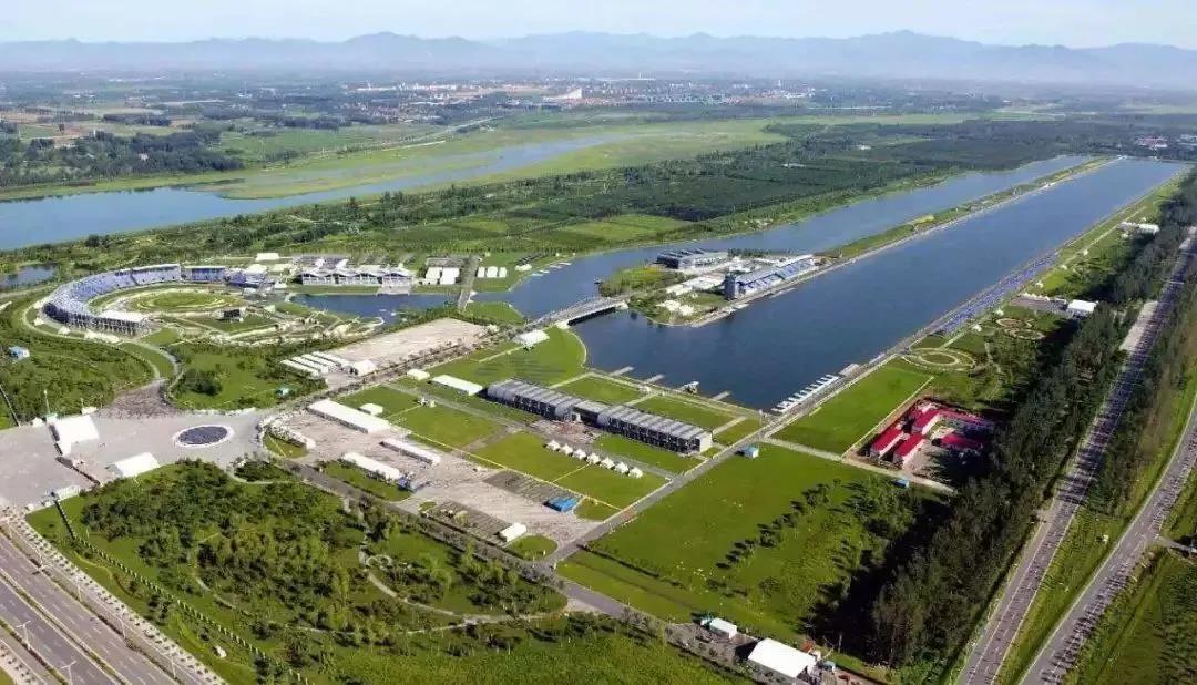 北京奥林匹克水上公园电竞产业基地签约仪式圆满成功