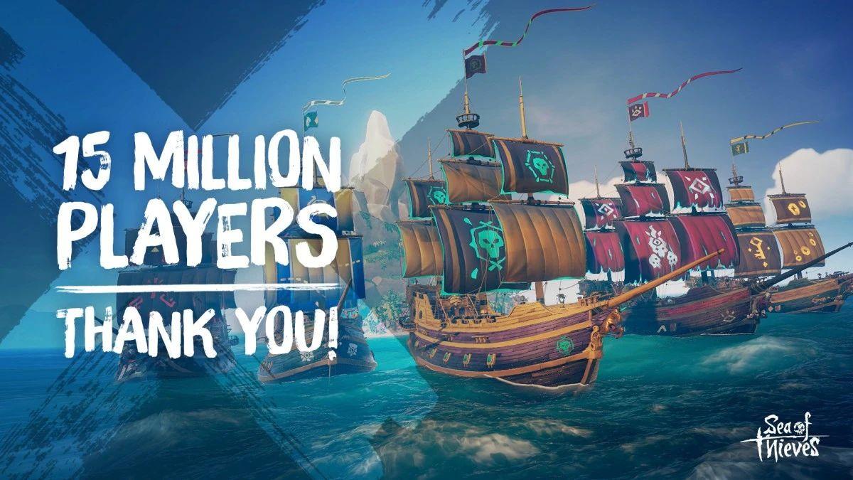 《盗贼之海》Steam销量破100万,PC已成主机游戏不可忽视的平台?