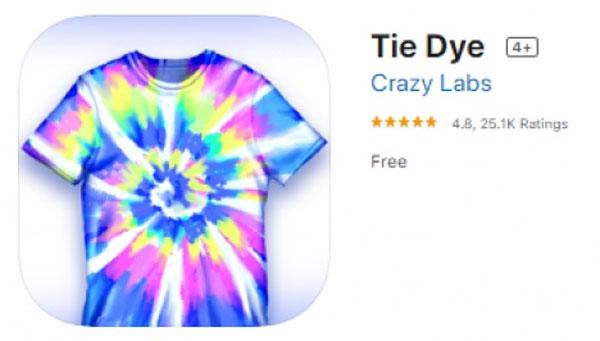 CrazyLabs力作《大染坊(Tie Dye)》再度掀起复古扎染风潮
