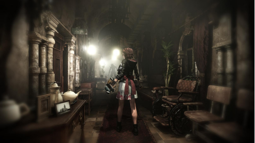 《Tormented Souls》再现经典生存恐怖游戏机制