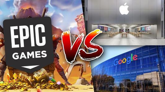 博弈升级?Epic称被苹果威胁吊销开发者账号,祸及大量游戏开发者