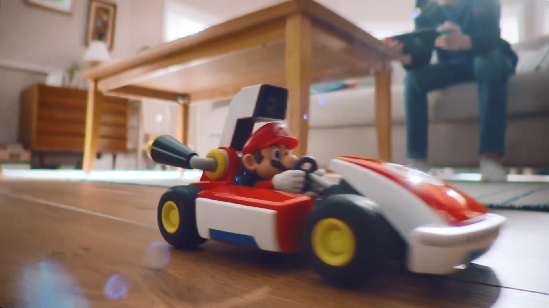 任天堂要出马里奥AR家庭赛车游戏了,你房子买好了吗?