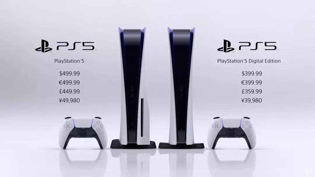 PS5发布会:定价499美元,《战神》新作预计明年面世