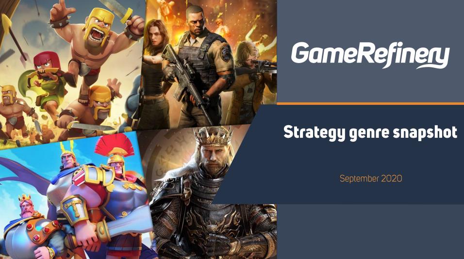 Q2美国iOS收入前十的策略游戏:国产7款、混合玩法成新趋势