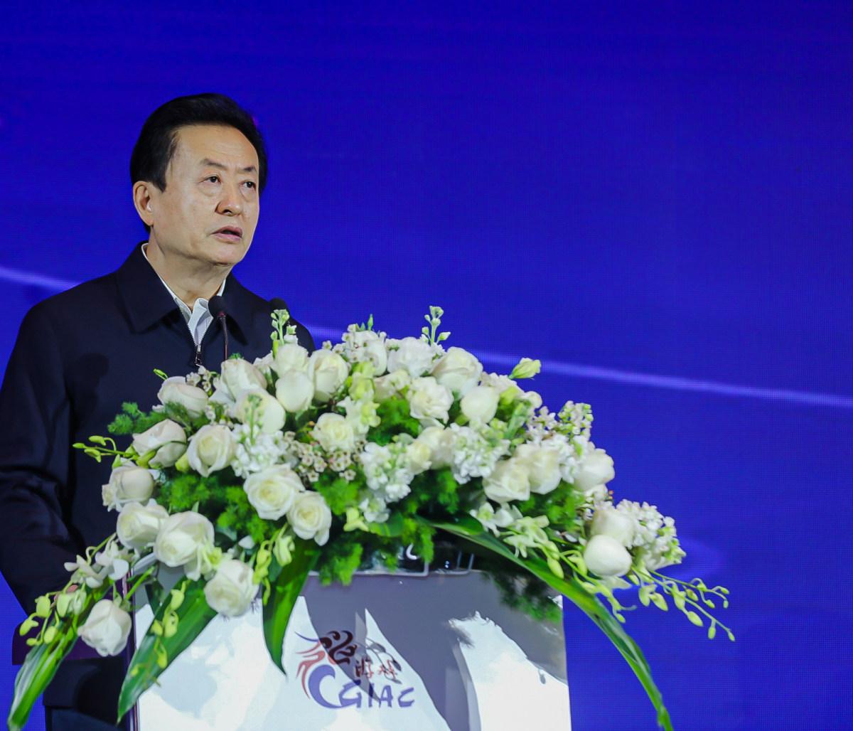 孙寿山:追求高质量发展,书写新时代华章