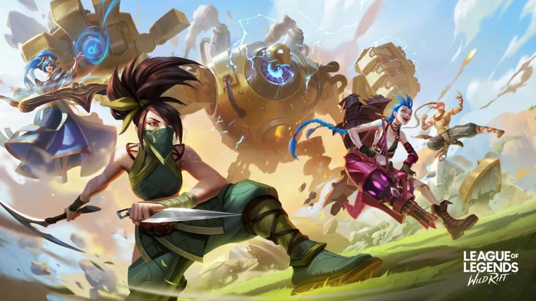 《英雄联盟》手游全球累计下载量1250万次,收入超1000万美元