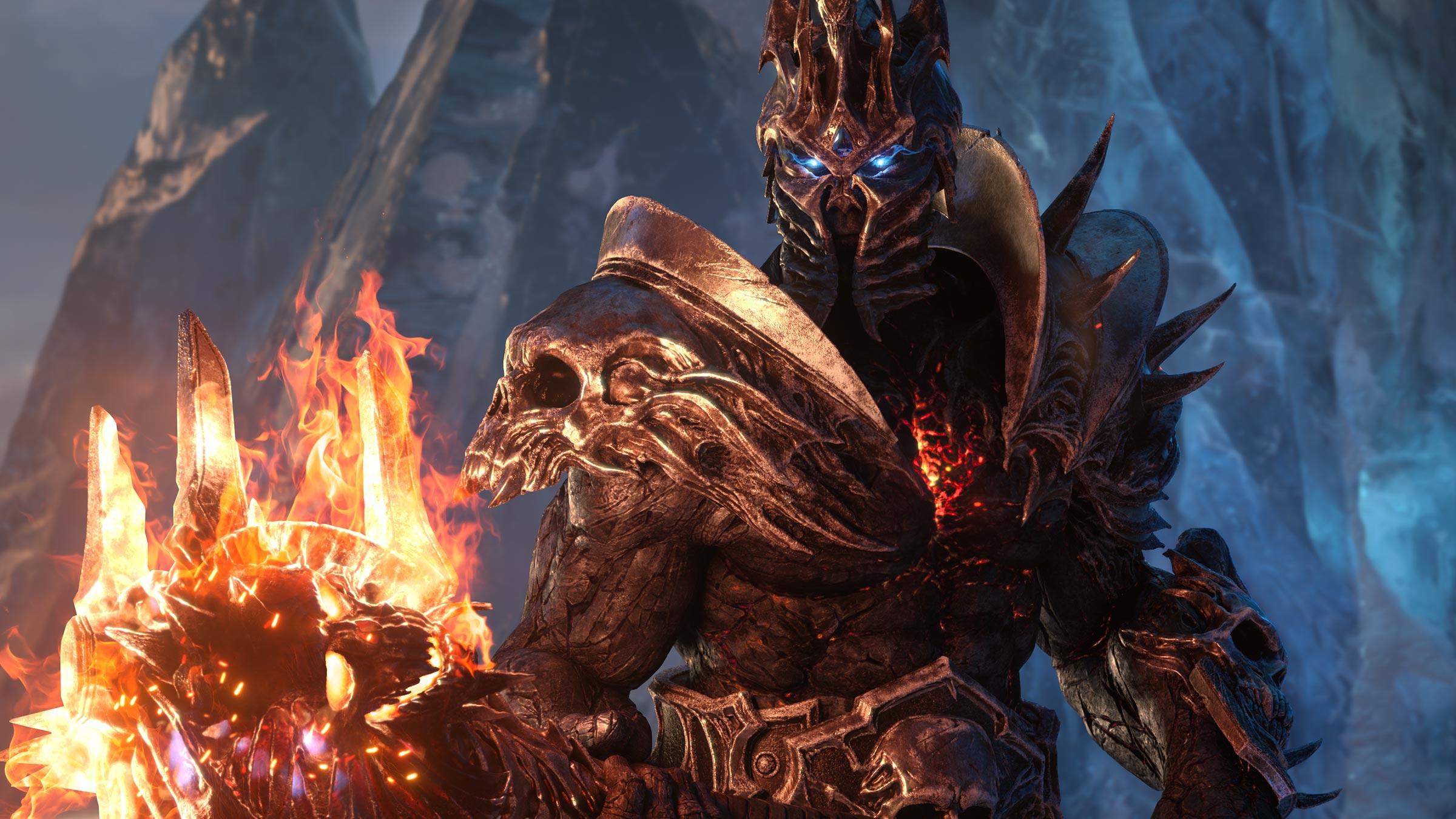 暴雪官方确认,多款《魔兽世界》手游正在深度开发中