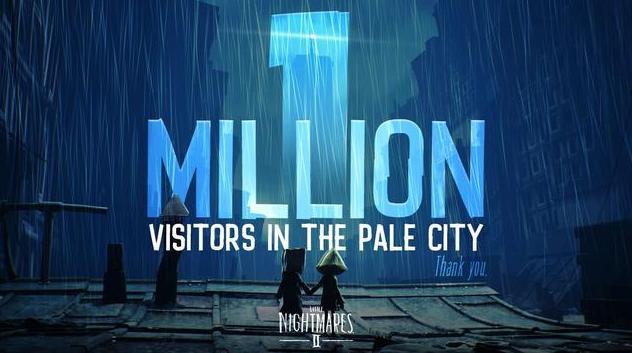 《小小梦魇2》首月销量突破100万份,然而开发商已易主