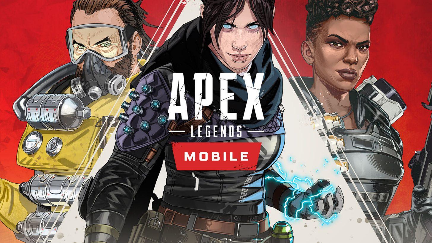 《Apex》手游正式公布,预计本月开测