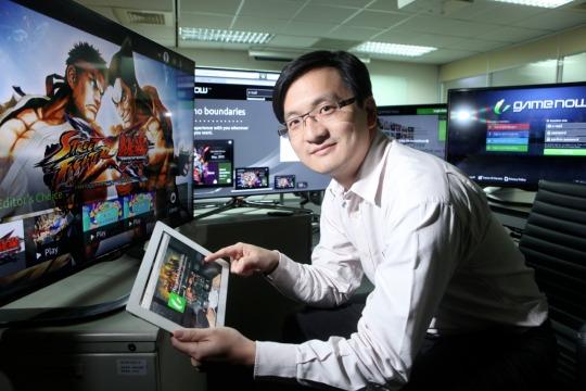 专访Ubitus CEO 郭荣昌:我们给索尼、任天堂、卡普空做主机游戏云化