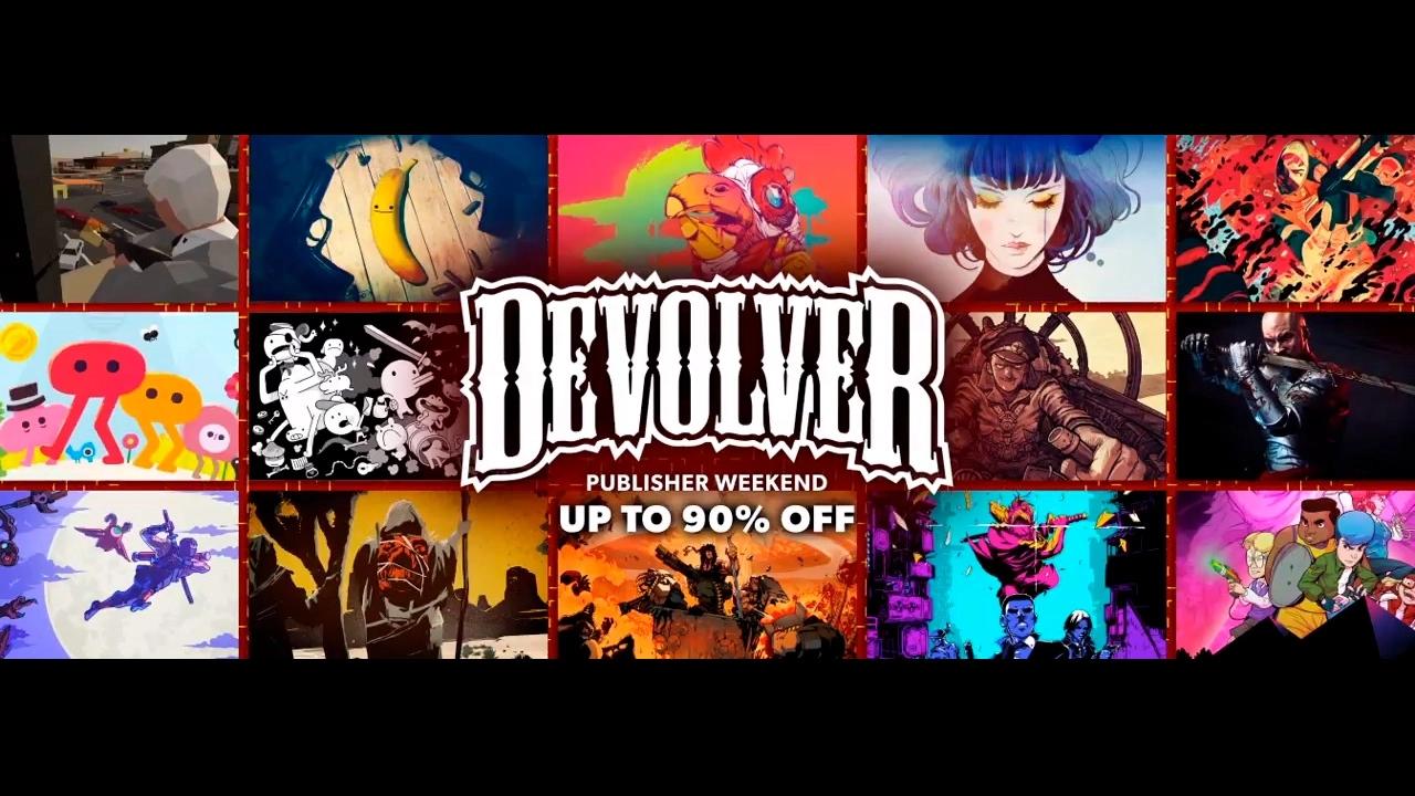 传《糖豆人》发行商Devolver Digital准备上市,估值10亿英镑