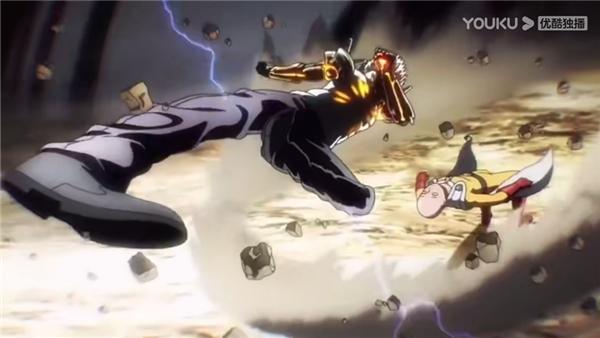 《一拳超人》中配版热血出拳 头部声优保驾护航经典重燃