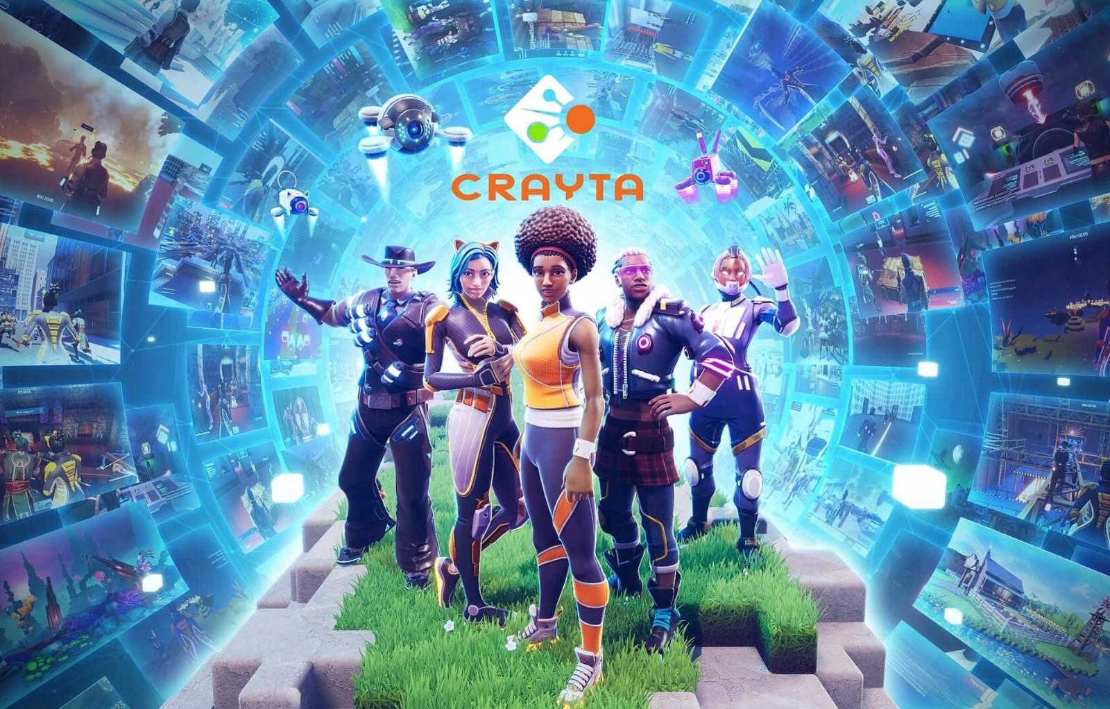 Facebook收购《Crayta》开发商,又一款类Roblox游戏创作平台