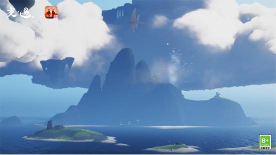 《光.遇》X 蓝丝带海洋保护协会开启守护蔚蓝计划