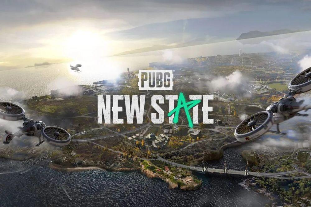 PUBG全新手游《PUBG:NEW STATE》6月12日北美开测