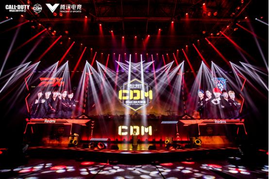 在使命召唤大师赛总决赛现场,我看到了中国FPS电竞力量崛起的可能