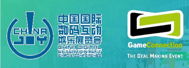 强强联手!ChinaJoy-Game Connection全球创意游戏展暨开发大奖报名已经开启!