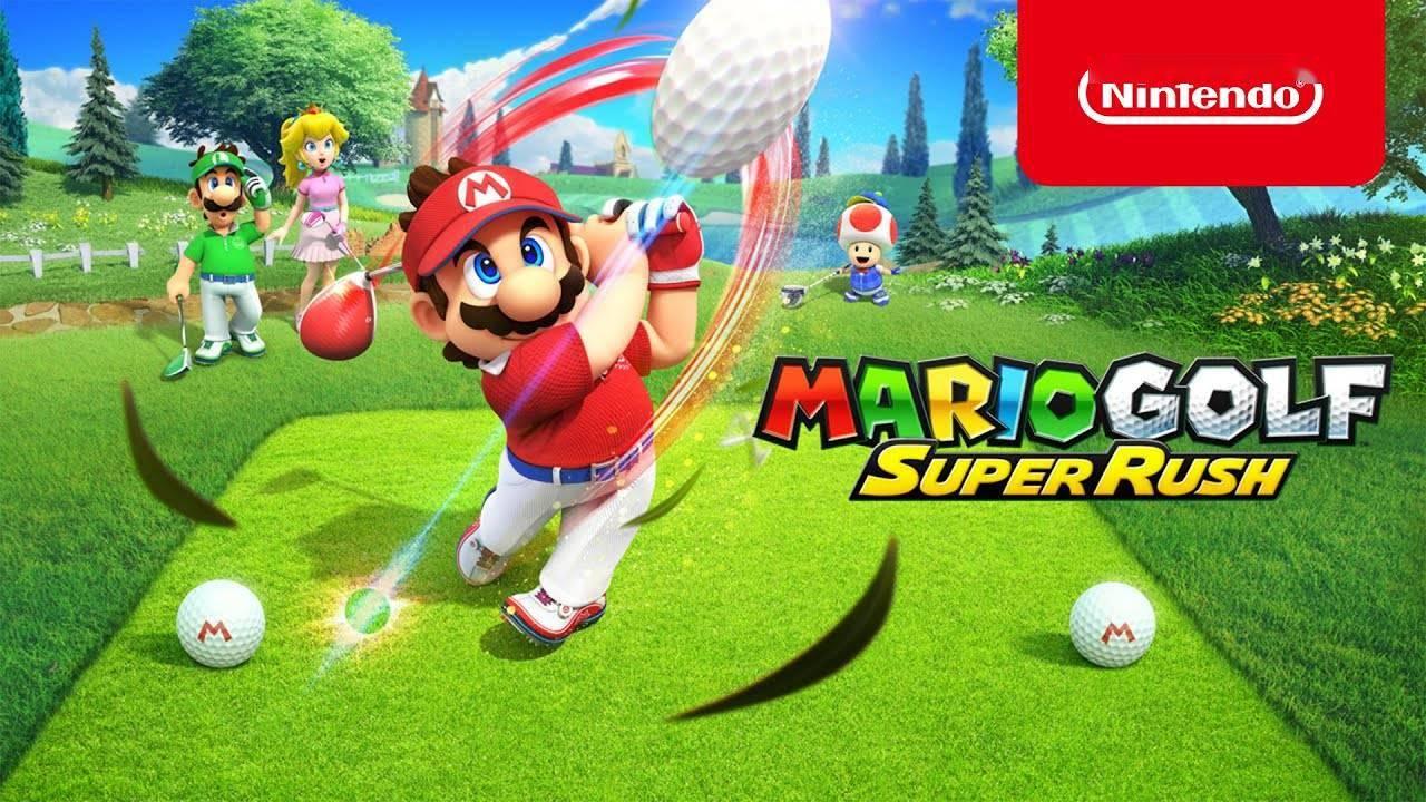 英国游戏销量榜:《马力欧高尔夫:超级冲冲冲》登顶