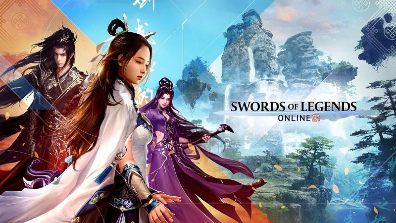 新起点!《古剑奇谭网络版》今日上线海外平台,文化出海更进一步!
