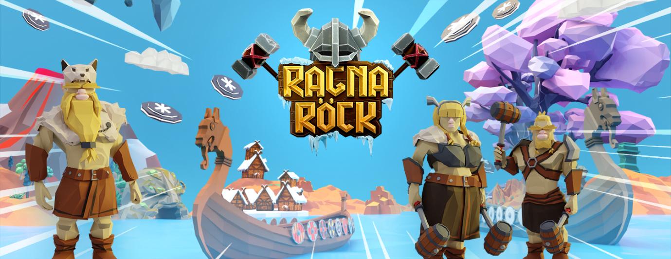 主打金属摇滚的多人VR节拍游戏——《Ragnarock》已在Steam上线