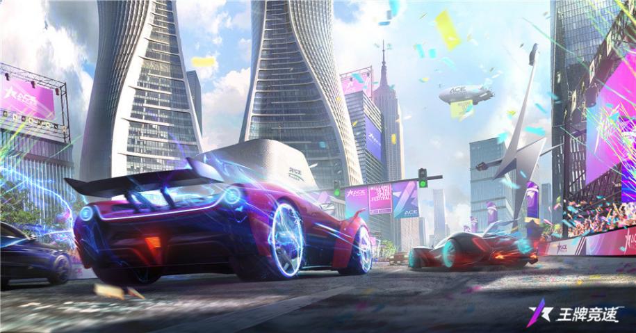 首发当日新增近40万,OPPO平台助力《王牌竞速》花式超车