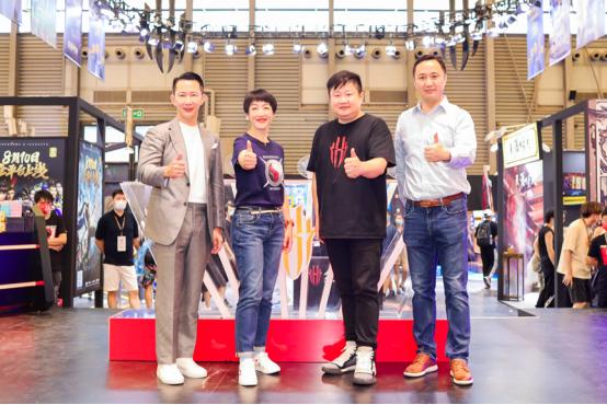 科技娱乐大秀!红魔6系列+努比亚Z30 Pro+智能生态产品降临ChinaJoy2021