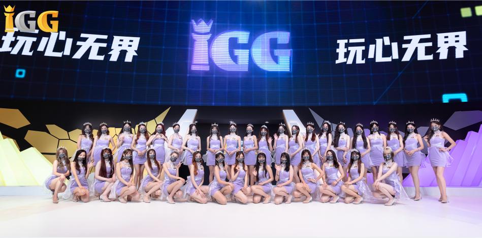 IGG《时光公主》首亮相2021ChinaJoy,多款新游引燃期待
