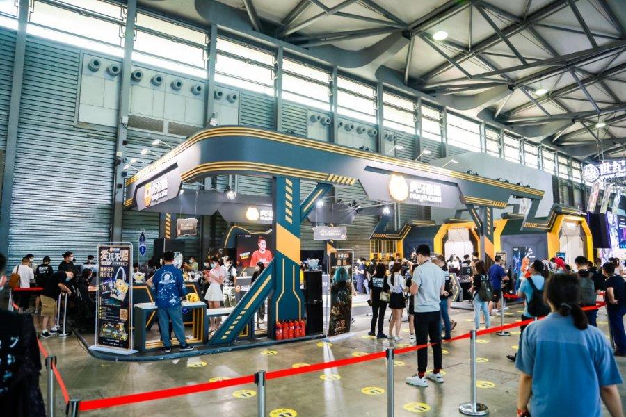 虎牙2021 ChinaJoy带来直播观展新体验