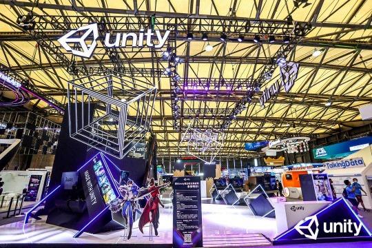 Unity重磅发布跨端移植服务,携多款游戏亮相ChinaJoy 2021