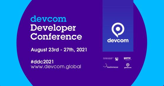 Devcom2021开发者炉边谈话即日开启,《尼尔》系列创意总监横尾太郎等将参会