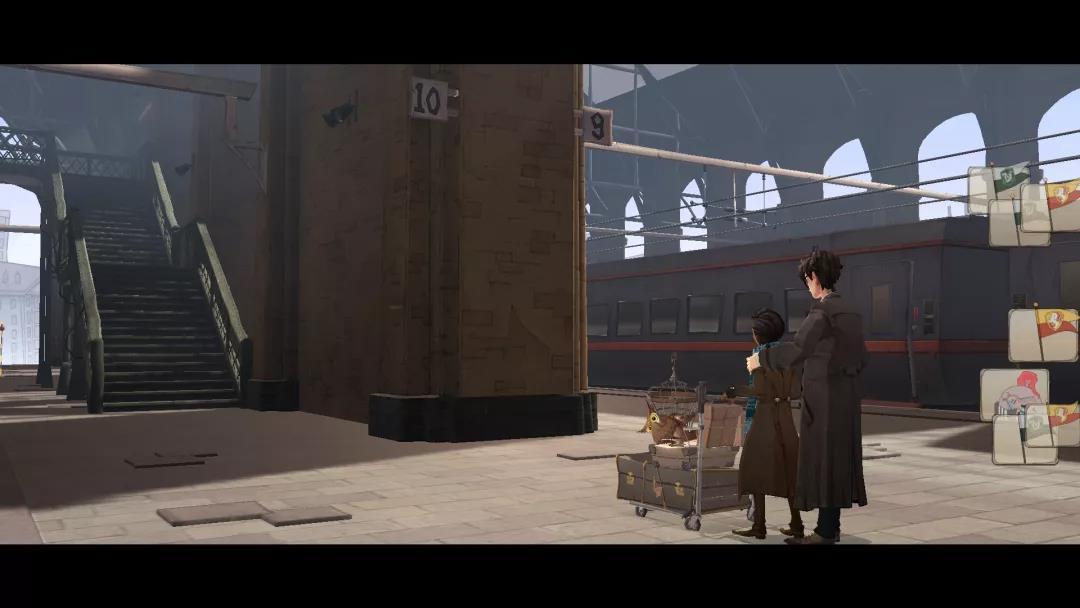 《哈利波特:魔法觉醒》:江湖人称「小校内网」