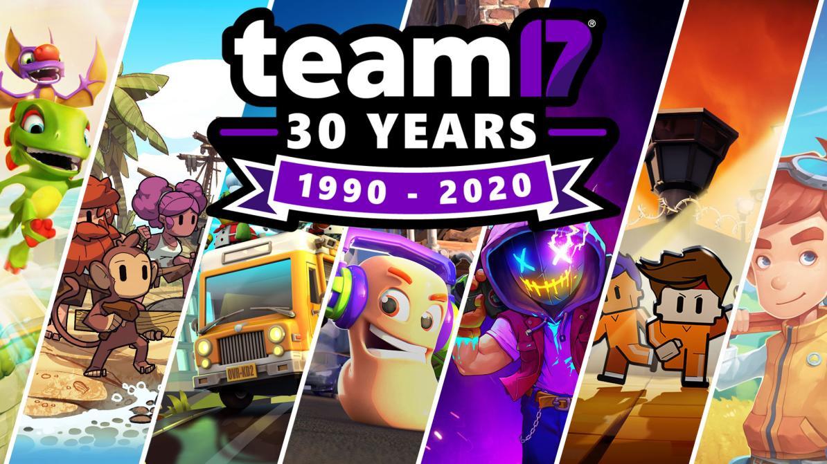 《胡闹厨房》开发商Team17上半年收入4千万英镑,再破自身纪录