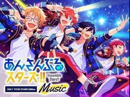 日本人最愿意为音乐、节奏类手游买单,《偶像梦幻祭!!Music》已成最吸金音游