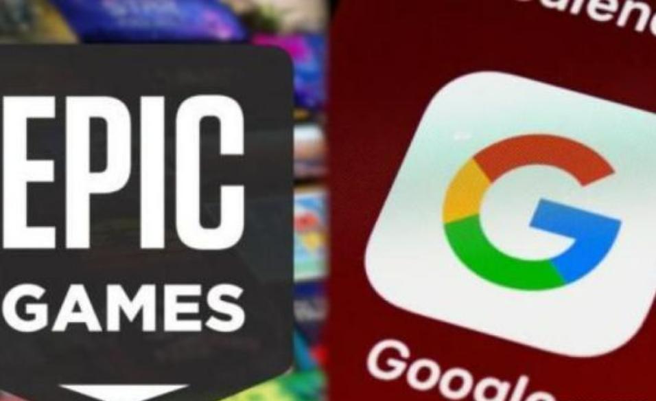 """谷歌起诉Epic违反商店合约,输掉苹果官司后Epic惨遭""""补刀"""""""