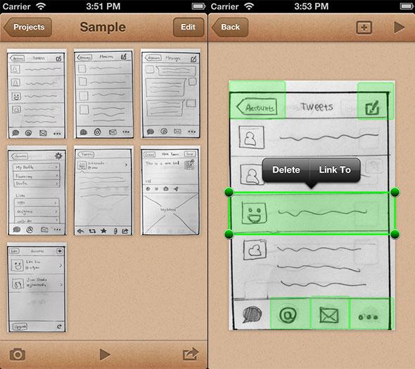 开发者福利:三款iOS应用原型开发工具