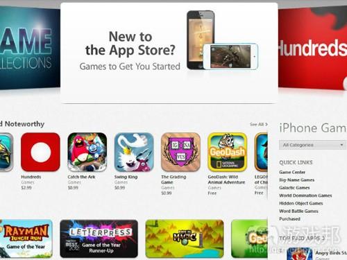 开发商不满App Store未通知更改截图更新政策